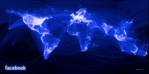 Global Facebook Connections