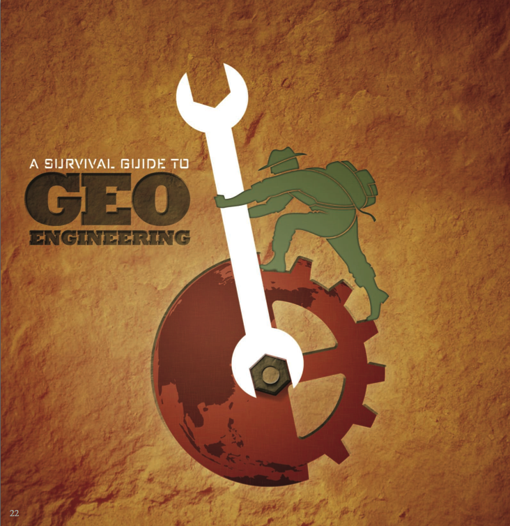 gerald lee carroll geoingenieering